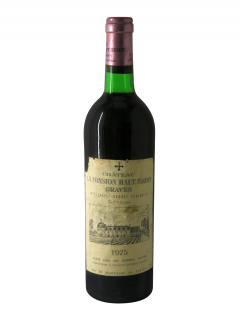 Château La Mission Haut-Brion 1975 Bottle (75cl)