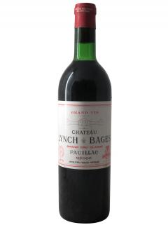 Château Lynch Bages 1970 Bottle (75cl)
