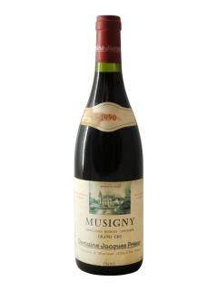 Musigny Grand Cru Domaine Jacques Prieur  1990 Bottle (75cl)