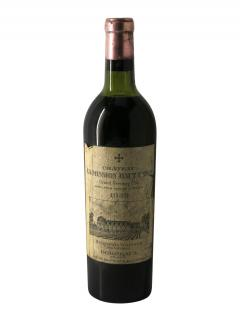 Château La Mission Haut-Brion 1952 Bottle (75cl)