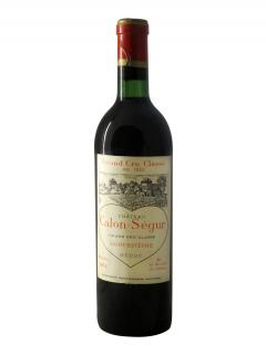 Château Calon-Ségur 1964 Bottle (75cl)