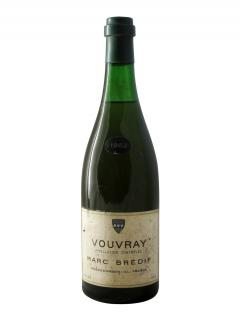 Vouvray Marc Brédif 1962 Bottle (75cl)