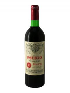 Pétrus 1977 Bottle (75cl)