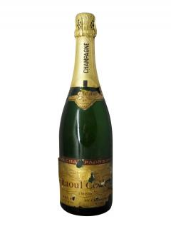 Champagne Raoul Collet Carte d'Or Brut 1980 Bottle (75cl)