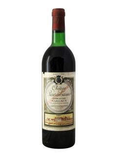 Château Rauzan-Gassies 1981 Bottle (75cl)