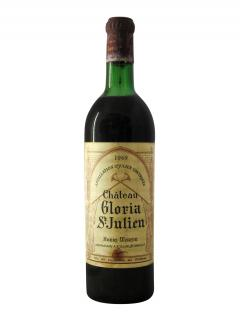 Château Gloria 1969 Bottle (75cl)