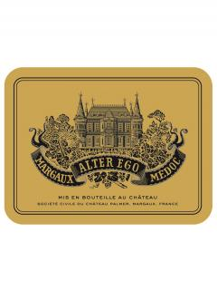 Alter Ego 2013 Original wooden case of 6 bottles (6x75cl)