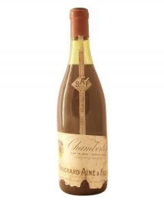 Chambertin-Clos-de-Bèze Grand Cru Bouchard Ainé & Fils 1967 <br /><span>Bottle (75cl)</span>