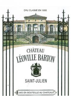 Château Léoville Barton 2005 <br /><span>Original wooden case of 12 bottles (12x75cl)</span>