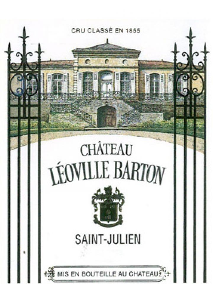 Château Léoville Barton 2009 Original wooden case of 12 bottles (12x75cl)