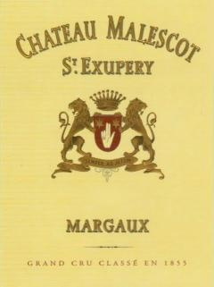 Château Malescot Saint Exupery 2007 Original wooden case of 6 bottles (6x75cl)