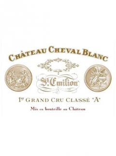 Château Cheval Blanc 2012 Original wooden case of one double magnum (1x300cl)