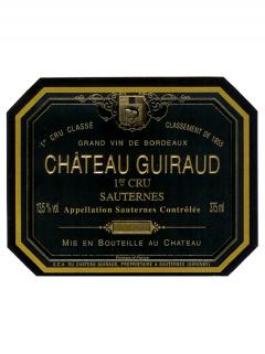 Château Guiraud 2011 <br /><span>Original wooden case of 12 half bottles (12x37.5cl)</span>