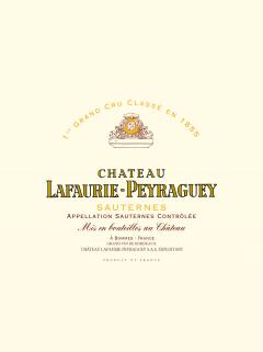 Château Lafaurie-Peyraguey 2009 Original wooden case of 12 half bottles (12x37.5cl)