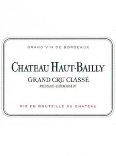 Château Haut-Bailly 2012 <br /><span>Original wooden case of 12 bottles (12x75cl)</span>