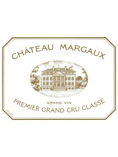 Château Margaux 2012 Original wooden case of 6 bottles (6x75cl)