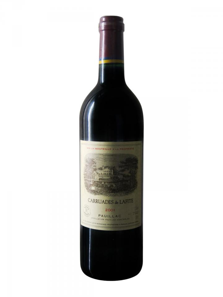 Carruades de Lafite 2001 Bottle (75cl)