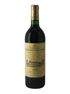 Château La Mission Haut-Brion 1988 Bottle (75cl)